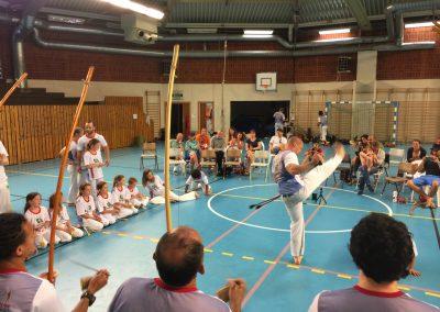 Batizado 2016 Borgen skole i Asker