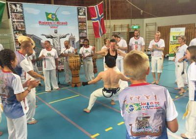 Batizado 2016, Borgen skole i Asker