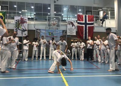 Batizado 2017, Teglverket skole i Oslo