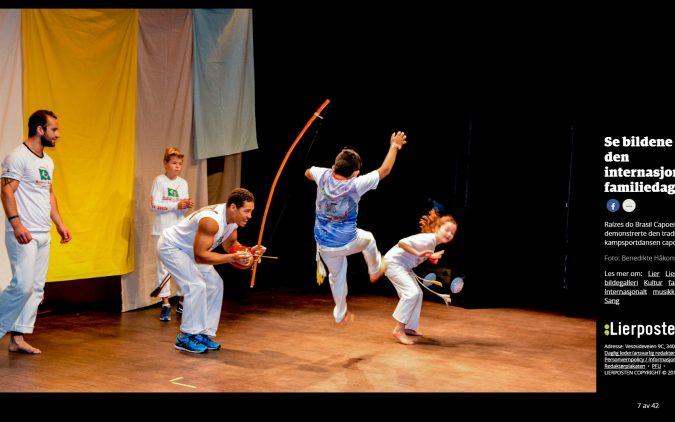 Feiret med dans, sang og turban