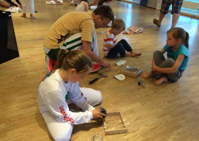 Pandeiroworkshop i Asker juni 2016