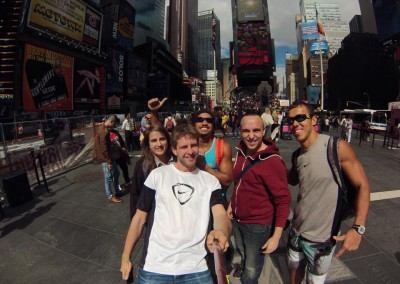 Sightseeing i New York 2014